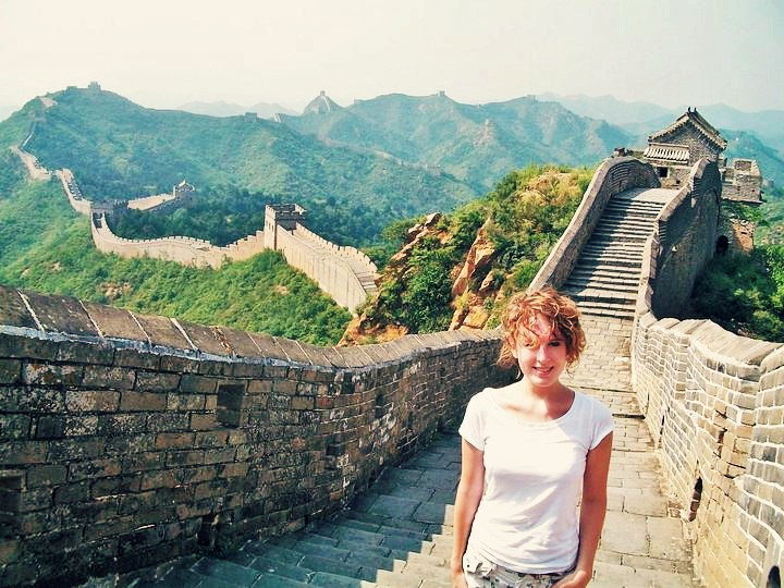 Charlie on Travel - The Great Wall of China