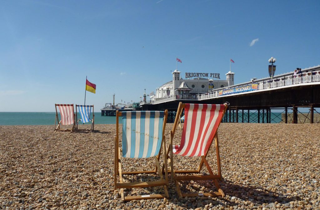 Romantic short break - Brighton